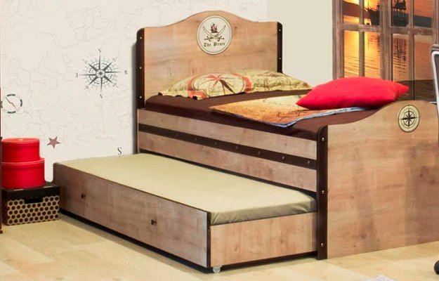Παιδικό Κρεβάτι μονό The Pirate PR-106