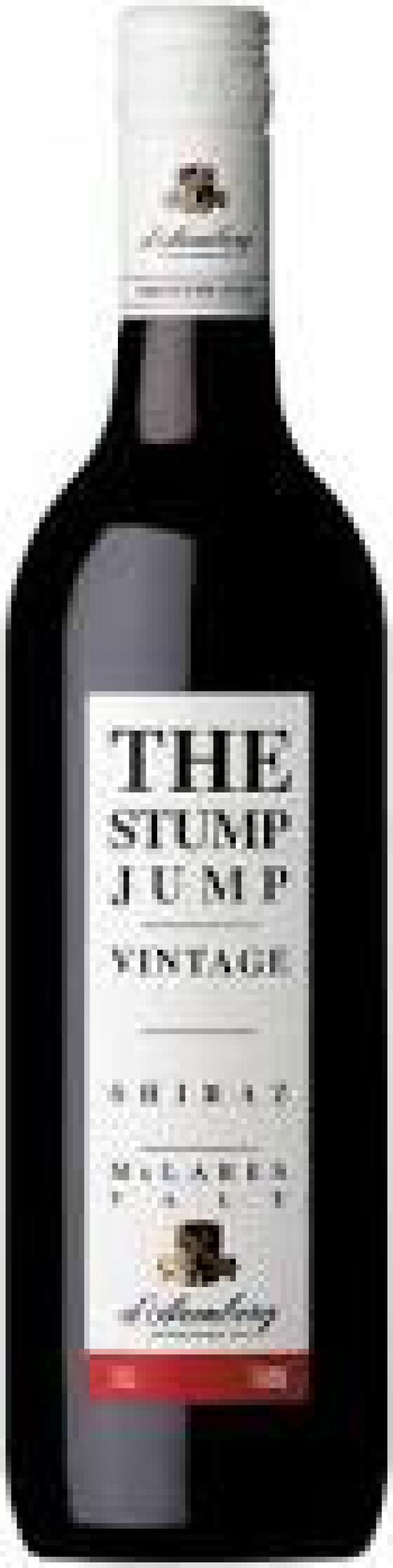 8 Budget-Friendly Shiraz Wines: d'Arenberg Stump Jump Shiraz (Australia) $12