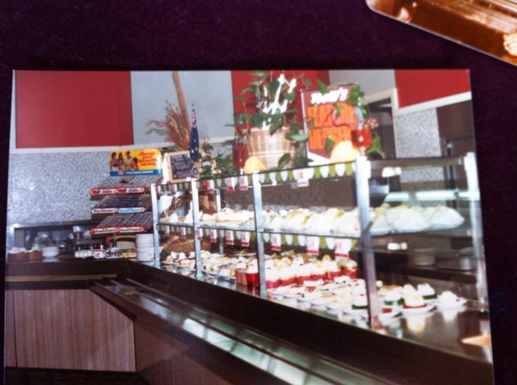 The original (and best) Coles cafeteria in Wyndham Street- now the Chinese Shepparton Family Restaurant in City Walk