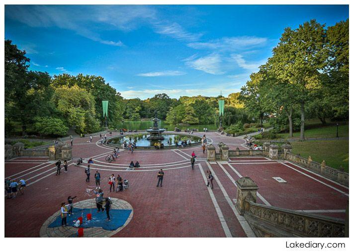 Central Park New York Randomness | Lake Diary