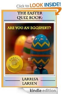 """FREE Kindle Download: The Easter Quiz Book """"Are You An Eggspert?"""""""