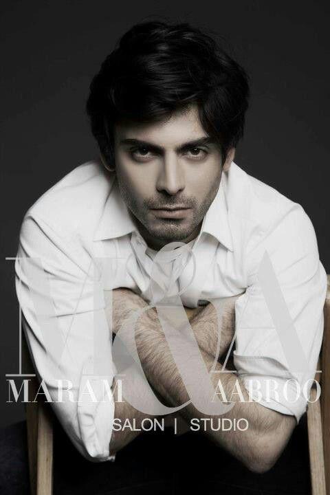 Fawad Afzal Khan photo shoot for Hello Pakistan