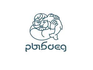 logobaker.ru | логотип | рыбоед