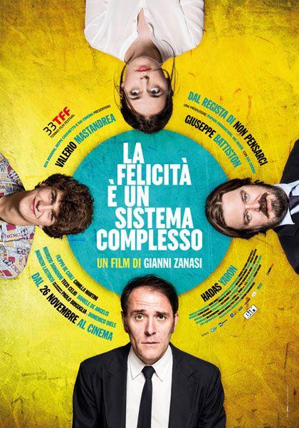 ®SUB'ITA] La felicita e un sistema complesso Film Completo Gratuito ITA Online    Link Download La felicità è un sistema complesso   === http://tinyurl.com/npo67e2