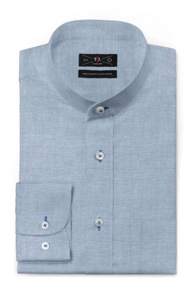 Blue linen Shirt https://www.hockerty.com/en-us/men/shirts/7939-blue-linen-shirt