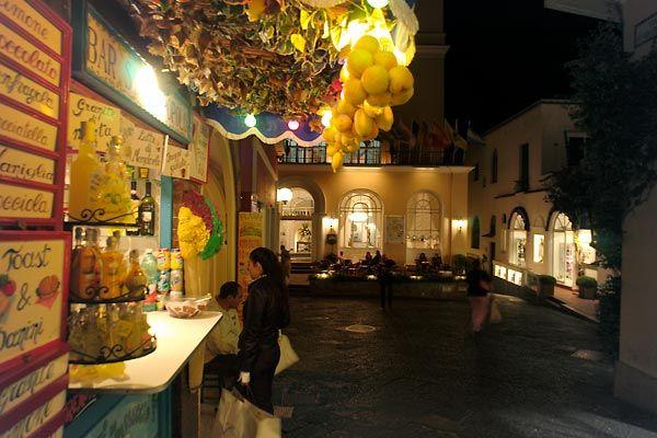 Capri - Via Vittorio Emanuele III