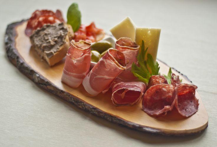 Tuscany starters #hotelcisterna.it