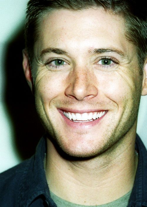 Jensen and his beautiful five-year old smile