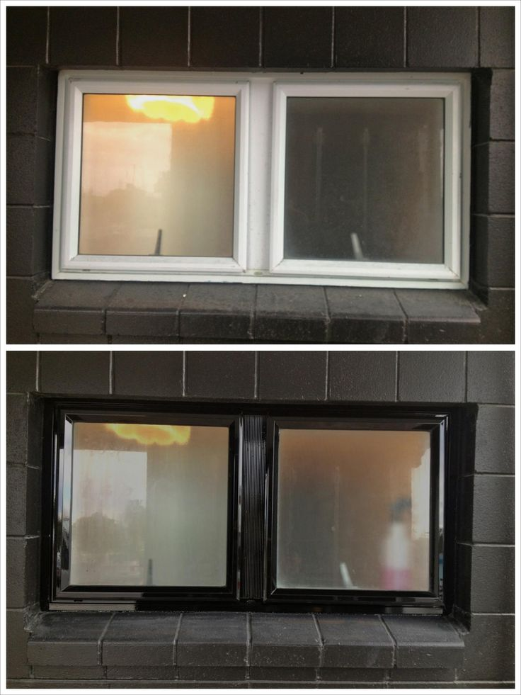 Window Recolouring 'Before ' #renovation #windowrecolouring #beforeandafter www.windowrecolouring.co.nz