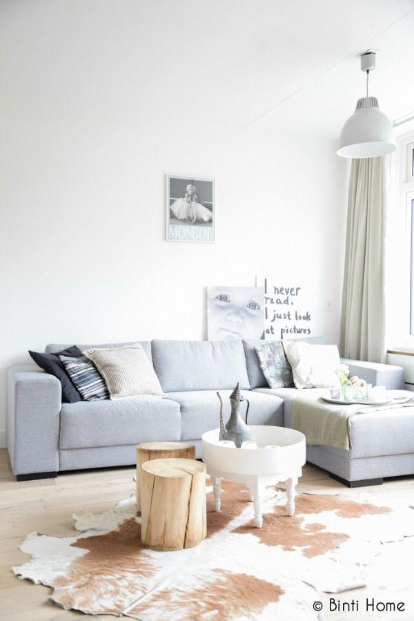 Mesas tronco para crear ambientes naturales y cálidos | Miv Interiores. Decoración, interiorismo, DIY y m en stylelovely.com