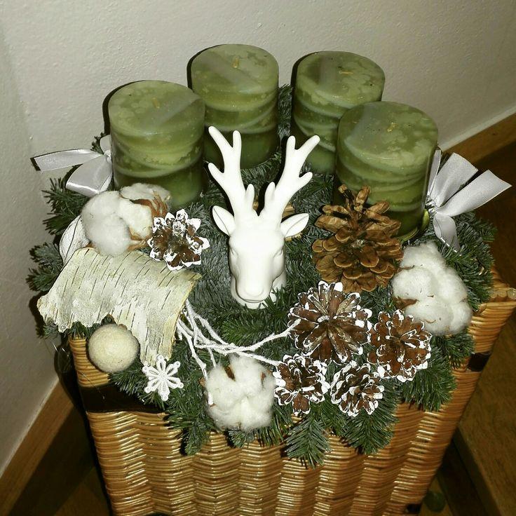 Vánoční věnec, adventní věnec, advent wreath,christmas wreath,wreath
