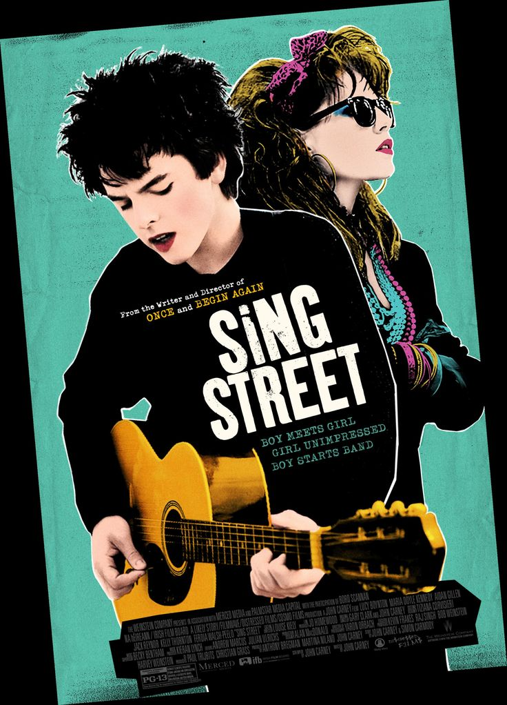 Download Sing Street (2016) 720p(HD) android in HD-720p torrent butler VHSRip