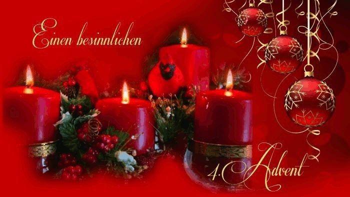 Pin Von Sieglinde Binder Auf Advent Vierter Advent Weihnachtsgrusse Advents Grusse