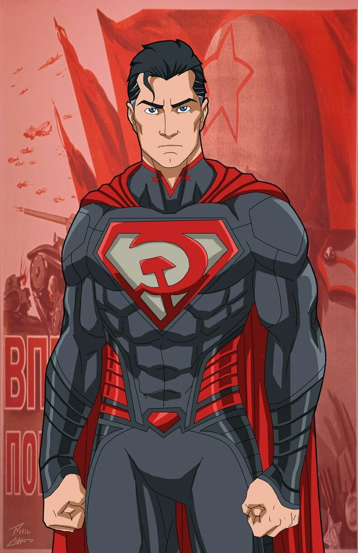 520 best Superman images on Pinterest   Justice league ... Red Son Justice League