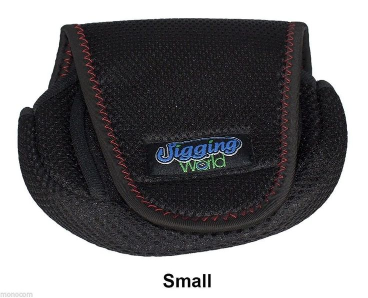 Jigging World Small Spinning Reel Pouch Cover for Shimano Stradic FJ 1000 reels *** Learn more by visiting the image link.