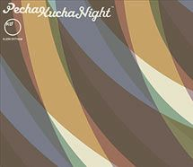 Pecha Kucha Manchester poster design