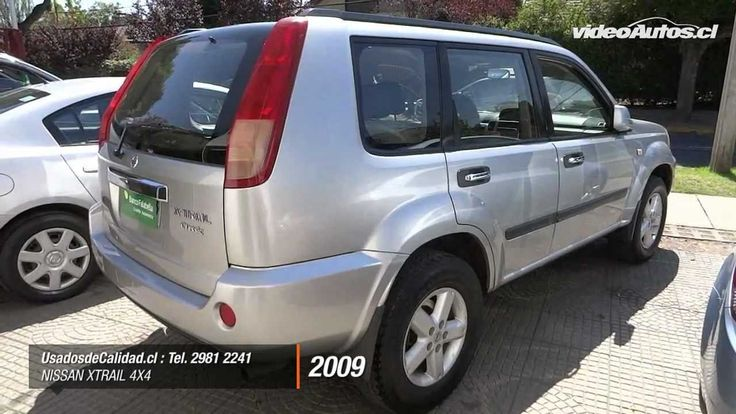 www.VideoAutos.cl :: Autos Usados con Video :: Nissan Xtrail