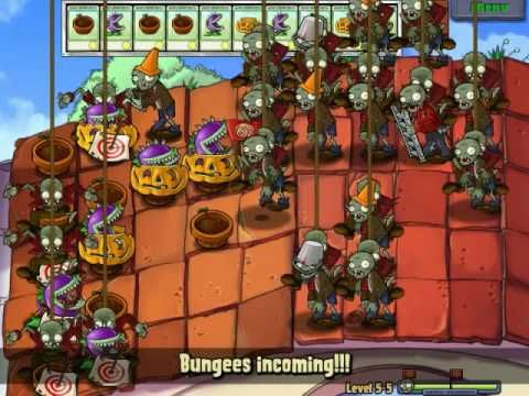 Plants vs. Zombies - An all-new action-strategy game from PopCap, makers of Bejeweled and Peggle! Zombies are invading your home, and the only defense is your arsenal of plants! Armed with an alien nursery-worth of zombie-zapping plants like peashooters and cherry bombs, you'll need to think fast and plant faster to...
