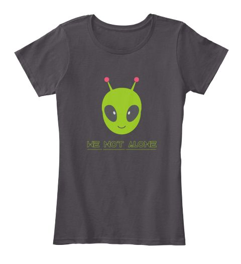 """We Not Alone Alien Original T-shirtbuy more product and get discon 20%Guaranteed Safe and Secure Checkout Through PayPal, Visa, MasterCard.Each item is printed on super soft premium material! 100% Designed, Shipped, and Printed in the U.S.A.WE REACHED THE MINIMUM!! The shirts will print!HOW TO ORDER?1. Select style and color2. Click """"Reserve it Now""""3. Select size and quantity4. Enter shipping and billing information5. Done! Simple as that!Ordering Issues: Contact Us Monday-Friday 9AM-5PM…"""