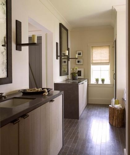 Bathroom Vanity Pulling Away From Wall: 1000+ Ideas About Modern Country Bathrooms On Pinterest