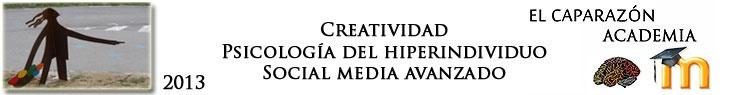 Creatividad, cómo potenciarla (#creacap), primer curso ONLINE en la Academia El caparazón | El caparazon