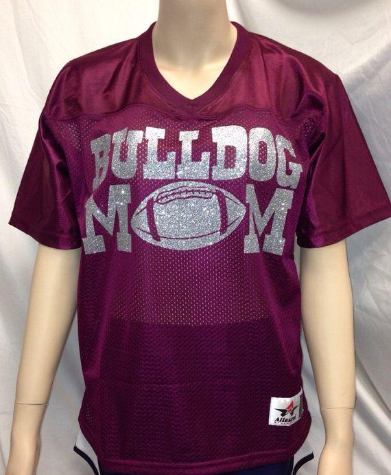Football Mom Jersey on Etsy, $35.00