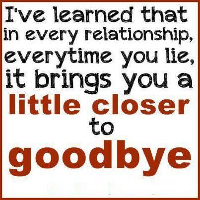 Quotes on Secrets And Lies in Relationships Relationship Quotes Never Lie