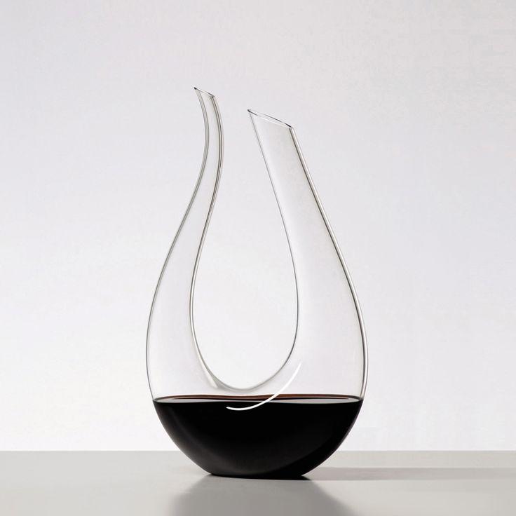 <デカンタ> アマデオのご紹介。ワイングラスの名門ブランドリーデル公式通販サイト。