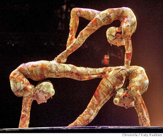 Kooza - cirque-du-soleil Photo
