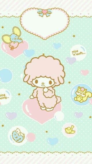 Melody Sanrio WallpaperHello Kitty