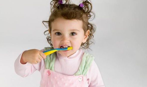 A quarter of five-year-olds suffer from tooth decay but it's easy to prevent. [GETTY]