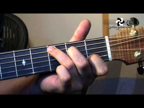 Happy Birthday Fingerstyle How-To