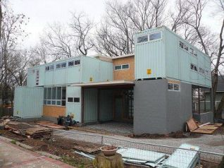 Aussie Container House