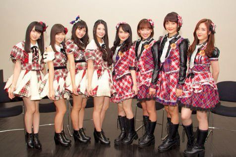 Jkt 48 and AKB48