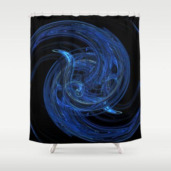 Ice Galaxy Shower Curtain by Scar Design | Society6 #showercurtain #society6 #bathroom #bathroomdecor #gifts #homegifts #homedecor #buyshowercurtain #buygifts #galaxy #space #buyhomegifts