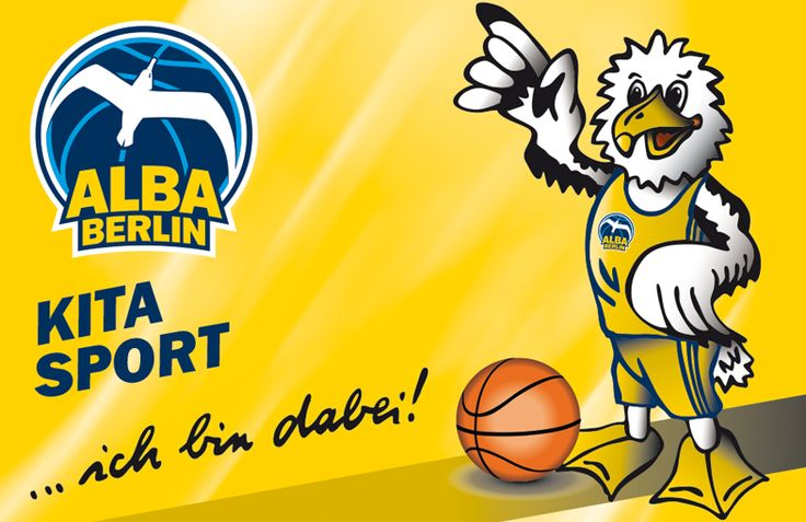 Kitasport-Pass: ALBA BERLIN Basketballteam