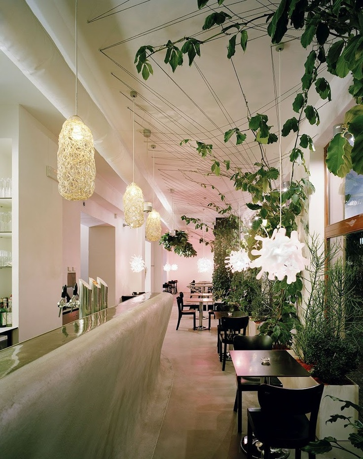 Restaurant Silencio in Prague by Atelier SAD - Photo: Tomáš Souček