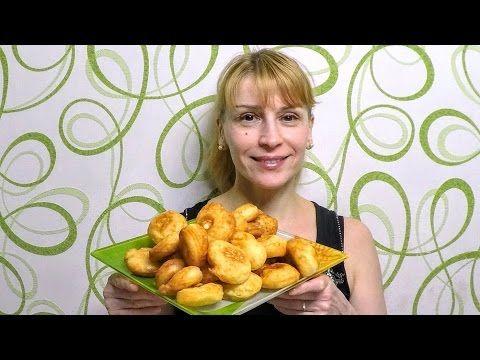 Сдобные булочки пышные вкусные - Секрет рецепта приготовления выпечки - YouTube