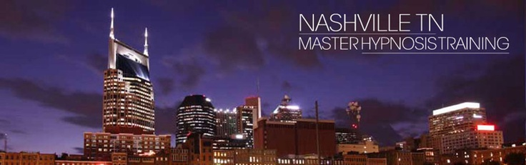 Master Hypnosis Training Nashville