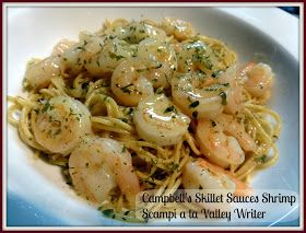 Adventures of Valley Writer: Quick Weeknight Dinner for 2 with Campbell's Skillet Sauces