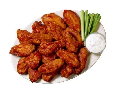 Healthy Ways to Cook Chicken Wings. Okay, alright, healthier...and use Greek yogurt as the base for your dill dip.