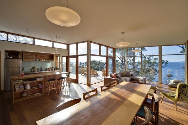 Australian beach home