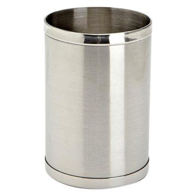 Moda at Home Moda at Home Satin Stainless Steel Two Tone Tumbler
