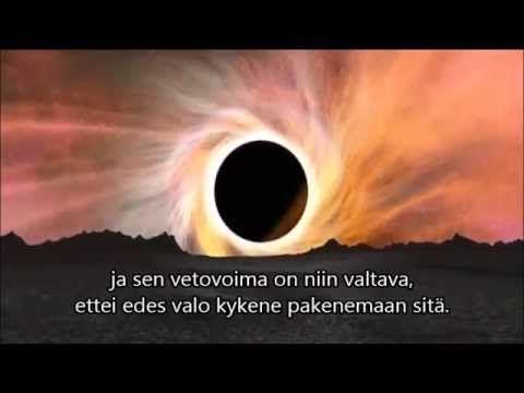 Musta aukko - YouTube