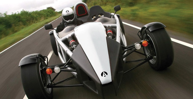 Drive a Arial Atom the ultimate trackcar and also a range of top supercars from £59 for one car at - www.pptrackdays.co.uk.