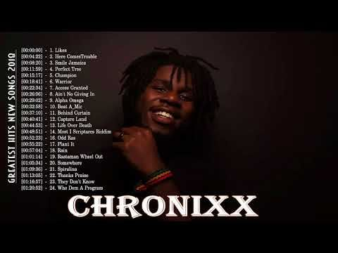 Chronixx Best Songs All of Time 2018/ Top Greatest Hits