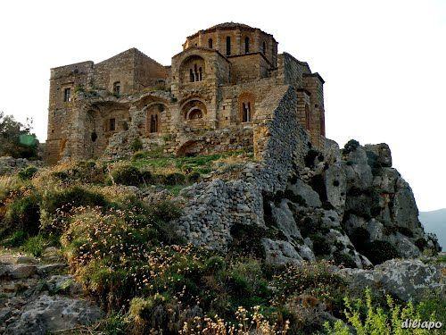 Μονεμβασιά(Monemvasia)-Το Γιβραλτάρ της ανατολής | Pare-Valitsa