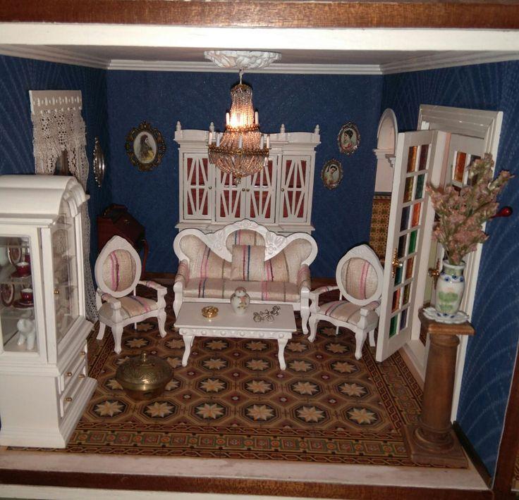 Casa popular Andaluza salon