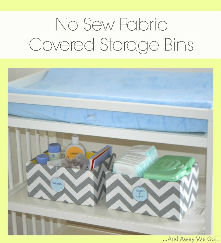 changing table storage bins google search