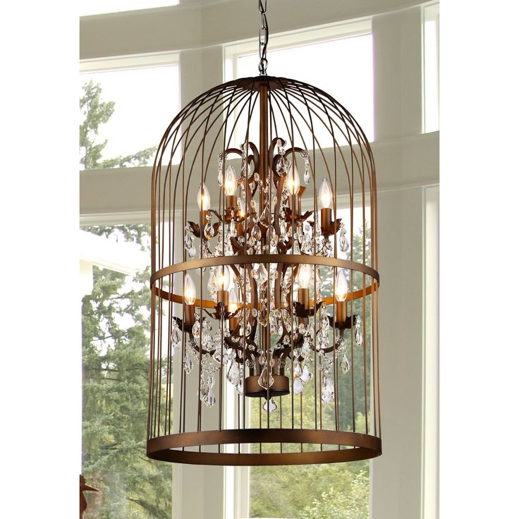 Bird Branches Dining Room Chandeliers